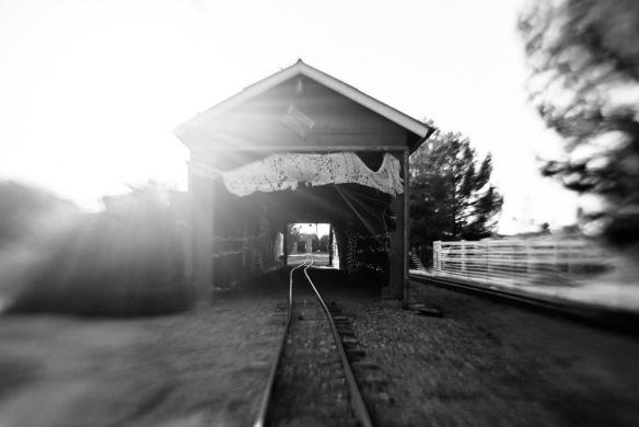 Schnepf train tunnel